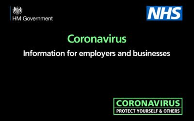 Useful government websites for SMEs and business owners during the coronavirus outbreak