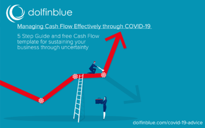 Managing cash flow effectively through COVID-19: 5 step guide and free cash flow template for sustaining your business through the economic shutdown